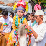 Poy Sang Long festival — Stock Photo #44052497