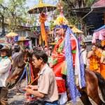 Poy Sang Long festival — Stock Photo #44052579
