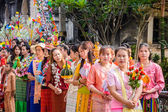 Poy Sang Long festival — Stock Photo