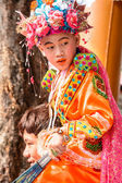 Poy Sang Long festival — Stock Photo