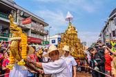 Songkran festival — Stock Photo