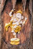 Ganesh statue. — Stock Photo