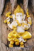 Ganesh statue. — Stock Photo