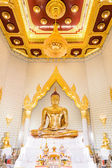 Golden Buddha. — Stock Photo