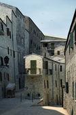 Tuscany old town detail. — Zdjęcie stockowe