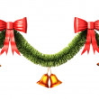 Christmas and new year decoration. — Stock Photo #25937235