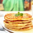 Pancakes — Stock Photo