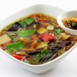 Peking soup — Stock Photo