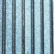 Metal texture silver color with vertical line — Stock Photo #25814377