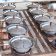 Cooking pot thai — Stock Photo