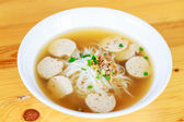 Pho moo yo Vietnam — Stock Photo