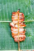 烤猪肉 — 图库照片
