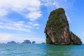 Railay island at krabi — Stock Photo