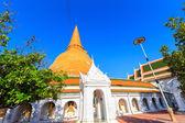 Wat phra pathom chedi — Stock Photo