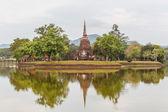Wat prasi sukhothai culture — Stock Photo