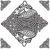 Celtic ornament — Stock Vector
