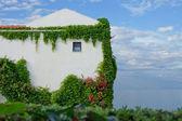 Hotel in Greece — Stock Photo