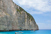 Ionian sea — Stock Photo