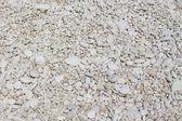 Small white pebbles — Stock Photo