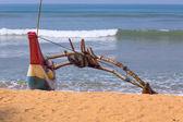 Fishing boat Sri Lanka — Stock Photo