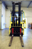 Caminhão de forklift — Foto Stock