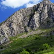 Piatra Secuiului Mountain (1129m), Transylvania, Romania, Europe — Stock Photo