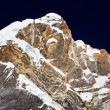 Yerupaja Peak in Cordiliera Huayhuash — Stock Photo