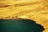 Carhuacocha laguna w cordiliera huayhuash — Zdjęcie stockowe