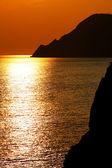 Ligurian Coast, Cinque Terre, Italy — Stock Photo