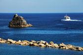 Bir monterosso al mare, cinque terre, i̇talya — Stok fotoğraf