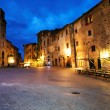 San Gimignano Medieval Village, Italy, Europe — Stock Photo