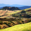 Scenic view of typical Tuscany landscape, Italy — Stock Photo