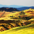 Stock Photo: Scenic view of typical Tuscany landscape, Italy