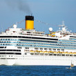 Cruise Ship in Venice, Italy — Foto de Stock
