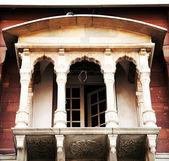 Gurudwara Sis Ganj Sahib in Old Delhi, India, Asia — Stock Photo