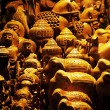 Figurines from Nepal - Stock Photo