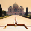 Humayun's Tomb, Delhi, India - the tomb of second Mughal Emperor — Stock Photo