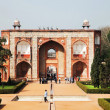 Humayun's Tomb, Delhi, India - the tomb of second Mughal Emperor — 图库照片