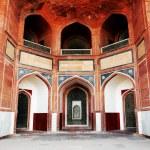 Humayun's Tomb, Delhi, India - the tomb of second Mughal Emperor — Foto de Stock