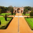 Humayun's Tomb, Delhi, India - the tomb of second Mughal Emperor — Foto Stock