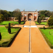 Humayun's Tomb, Delhi, India - the tomb of second Mughal Emperor — Stok fotoğraf