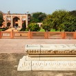 Humayun's Tomb, Delhi, Indi- tomb of second Mughal Emperor — Stock Photo #25814159