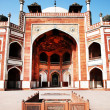 Humayun's Tomb, Delhi, India - the tomb of second Mughal Emperor — Foto de Stock