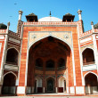 Humayun's Tomb, Delhi, India - the tomb of second Mughal Emperor — Stockfoto