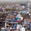 "Stock Photo: Jodhpur ""Blue city"" in Rajasthan, India"