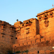 Jaisalmer Fort - Rajasthan, India — Stock Photo