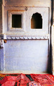 Architectural detail in Jaisalmer Fort, Rajasthan, India, Asia — Stock Photo