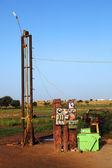 Indian transformer — Stock Photo