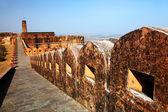 Jaigarh Fort in Jaipur, Rajasthan, India — Stock Photo