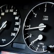Modern car dashboard — Stock Photo #25880675